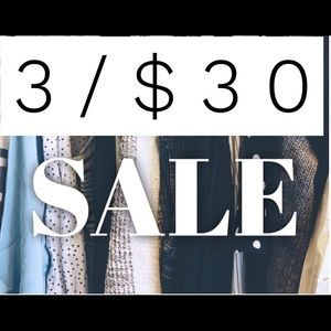💵3 for $30 💵 NEW ITEMS ADDED DAILY👜👠👗